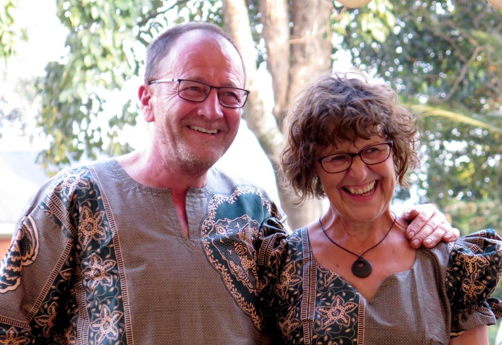 Manfred und Monika